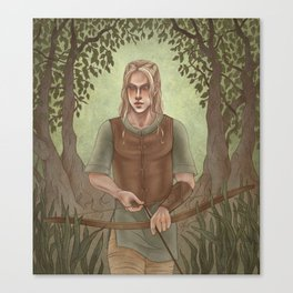 Celegorm Canvas Print