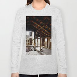 Exploring the Longfellow Mine of the Gold Rush - A Series,No. 5 of 9 Long Sleeve T-shirt