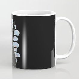 Pisces Illustration Coffee Mug
