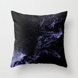Fleeting Brainwave II Throw Pillow
