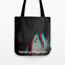 You're in a Genjustu Tote Bag