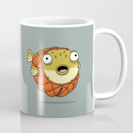 Puffer fish Coffee Mug