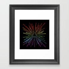 Any Colour You Like Framed Art Print