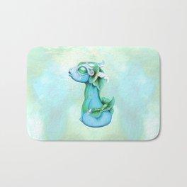 Bitty Water Dragon Bath Mat