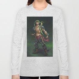 Sinbad Long Sleeve T-shirt
