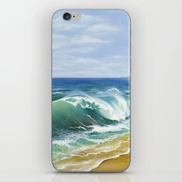 Crimea iPhone Skin