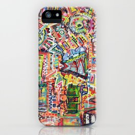 Adventures in Everything iPhone Case