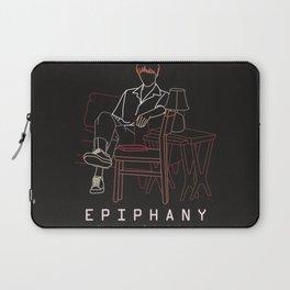 BTS JIN EPIPHANY LINE ART Laptop Sleeve