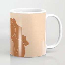 The Sun, The Moon and a Woman Coffee Mug