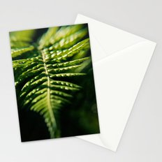 Fern - Macro Stationery Cards
