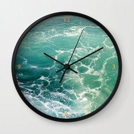 Seas 2 Wall Clock