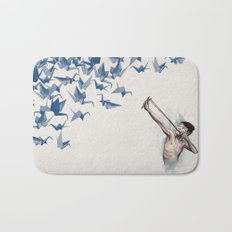 Lucky Shot Bath Mat