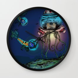 in search of the lost city 2 Wall Clock