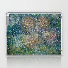 Green Lantern Abstract Painting  Laptop & iPad Skin