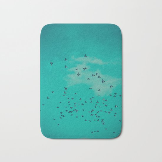 On The Wing Bath Mat