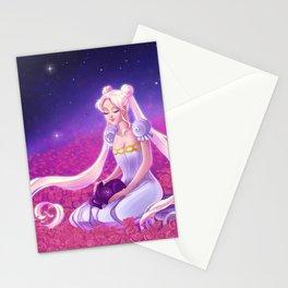 Princess Serenity Stationery Cards