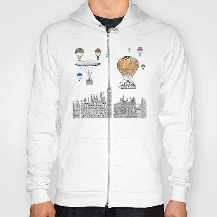 adventure days london  Hoody