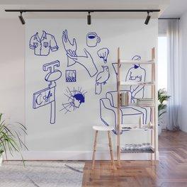 TWIN PEAKS Wall Mural