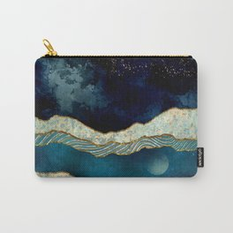 Indigo Sky Carry-All Pouch
