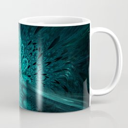 Genomorphic - Fractal Manipulation - Visionary Coffee Mug