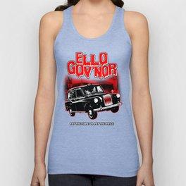 Ello Gov'nor! Regular Show Unisex Tank Top