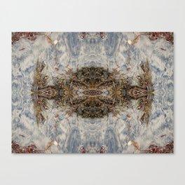 Transcending (Mandala-esque #1) Canvas Print
