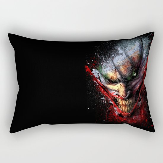 Madness is the Emergency Exit Rectangular Pillow