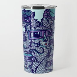 Art School Travel Mug