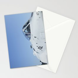 A10 A-10 Thunderbolt Warthog Military Aircraft/Airplane Detail USAF Stationery Cards