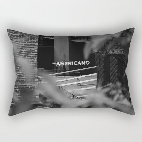 Americano Rectangular Pillow