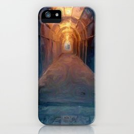 dark  iPhone Case