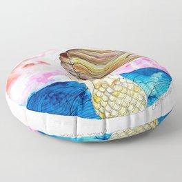 Sirena Tahina Floor Pillow