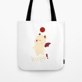 Final Fantasy  Kupo Tote Bag