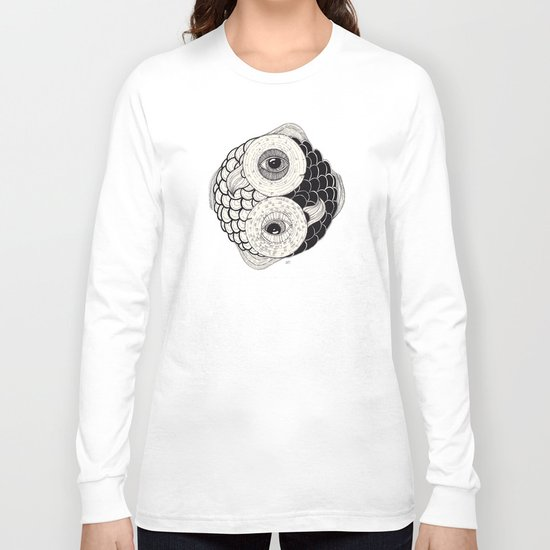 pisces Long Sleeve T-shirt