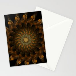 Wheel of life Stationery Cards