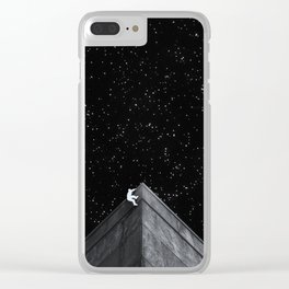 Labop Clear iPhone Case