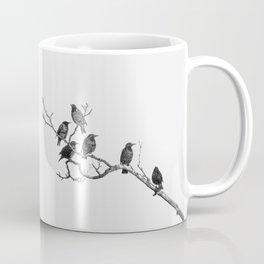Minimal Birds Coffee Mug
