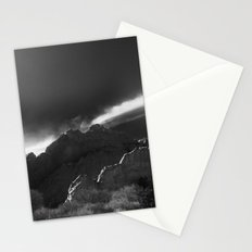 Kissing Camels B&W Stationery Cards