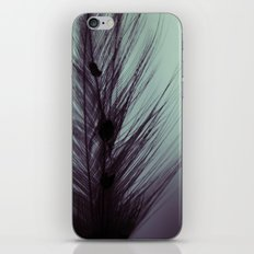 Feather's beauty. iPhone & iPod Skin