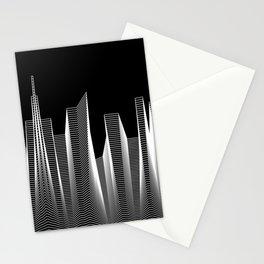 Line City Stationery Cards