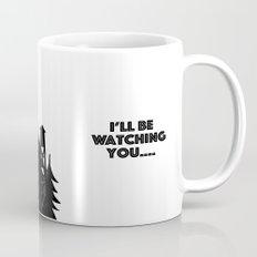 Bill Cipher: I'll Be Watching You Mug