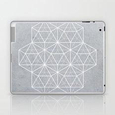 Sacred Geometry - Stars Laptop & iPad Skin