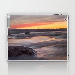 Sound of the sea Laptop & iPad Skin