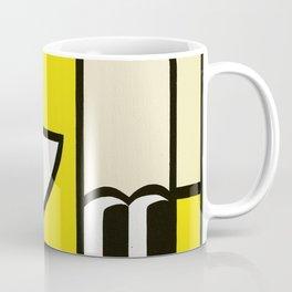 roy lichtenstein  Coffee Mug