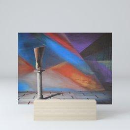 L'ALBATROS Mini Art Print