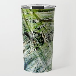 Molten Glass Travel Mug