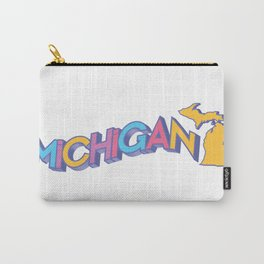 Michigan State Carry-All Pouch