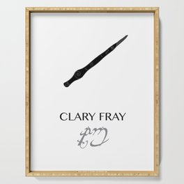 Clary Serving Tray