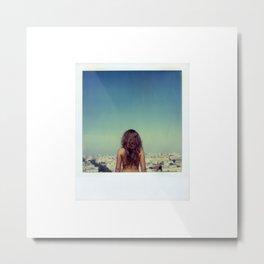 Polaroid #4 Metal Print