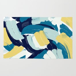 Abstract painting 111 Rug